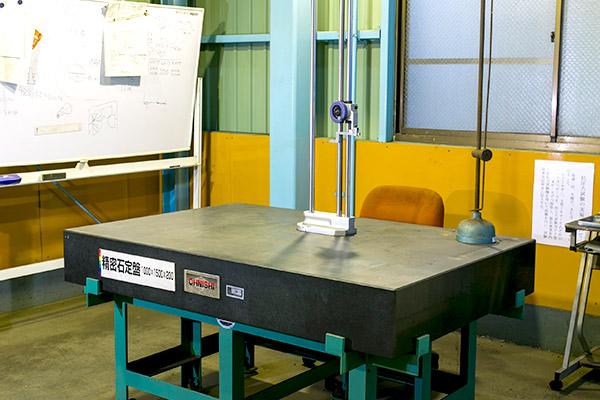 製品検査室